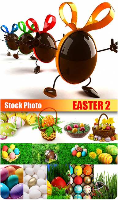 Stock Photo - Easter 2