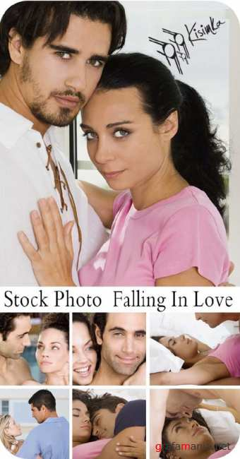 Stock Photo: Falling In Love