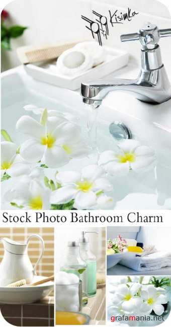 Stock Photo:  Bathroom_Charm
