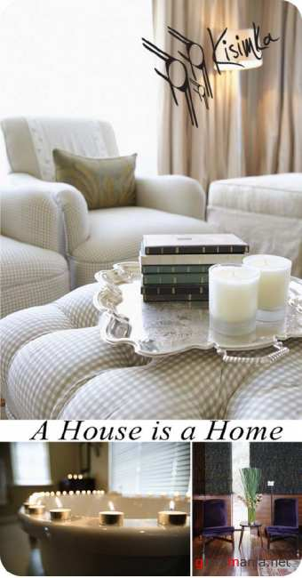 Stock Photo: A House is a Home