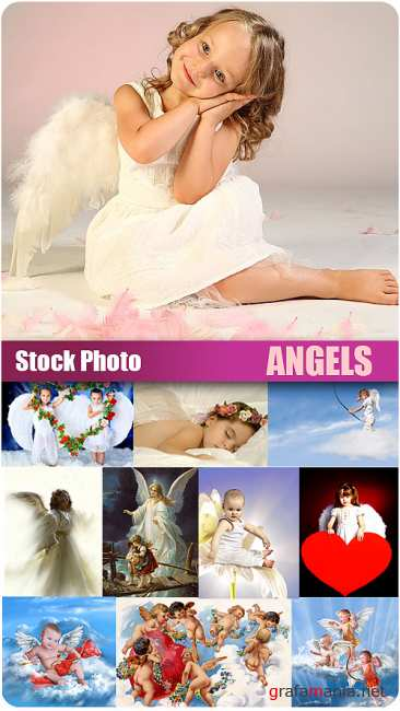 Stock Photo - Angels