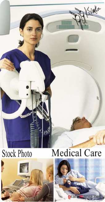 Stock Photo:  Medical care