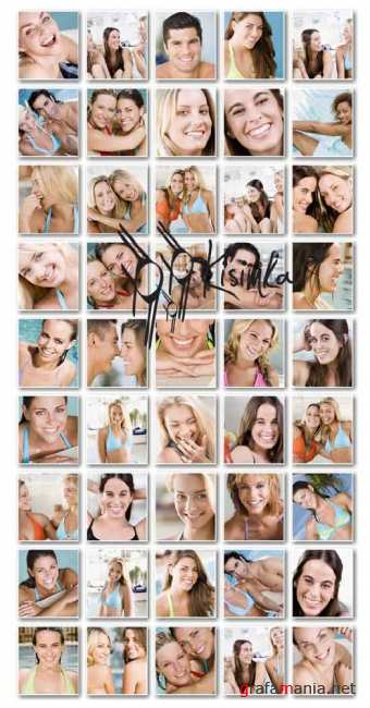 Stock Photo: Just Smile