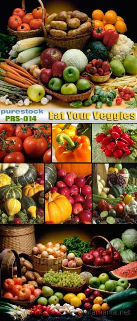 PRS-014 Eat Your Veggies