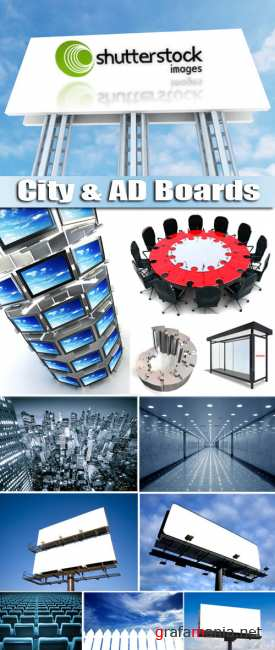 Amazing SS - City & AD Boards