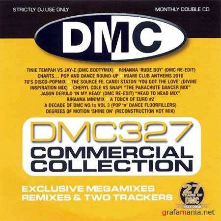 DMC Commercial Collection 327 (2010)