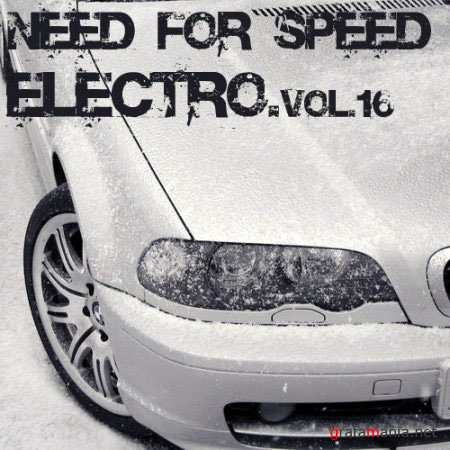 NEED FOR SPEED ELECTRO vol.16 (2010)