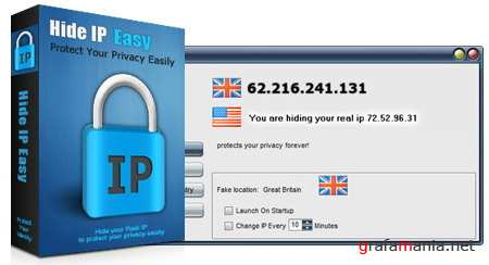 Hide IP Easy v 4.1.9.6 RUS Portable