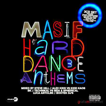 Masif Hard Dance Anthems 3 (2010)