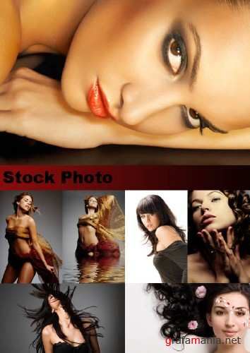 Stock Photo - Sexy Women