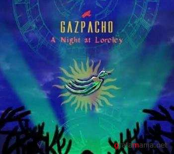 Gazpacho - A Night at Loreley [Live] (2010)
