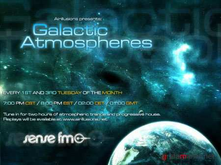 Airillusions - Galactic Atmospheres 037 (2010)