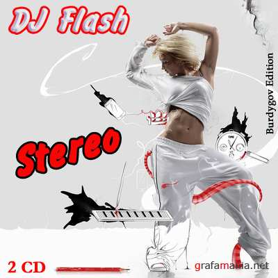 DJ Flash - Stereo (2 cd)
