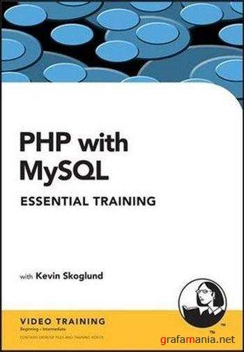 PHP with MySQL Beyond the Basics (2009) DVD