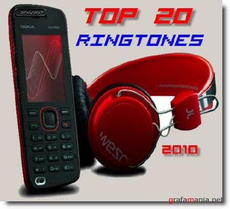 Top 20 Ringtones for cellphone (2010)
