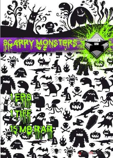 Scarry Monsters