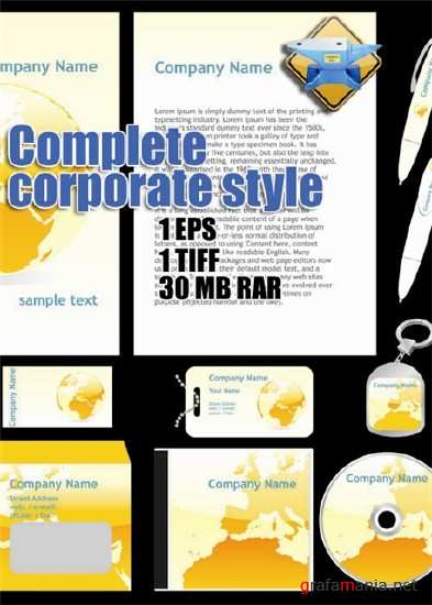 Complete Corporate Style