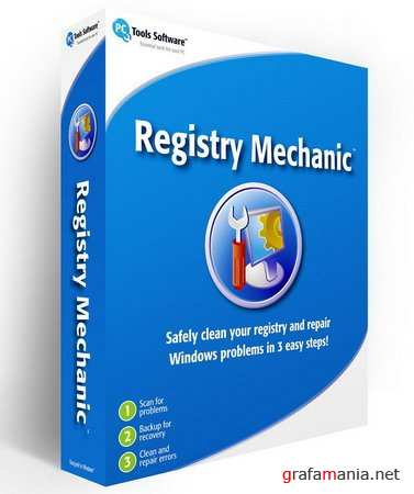 PC Tools Registry Mechanic 9.0.0.128 ML