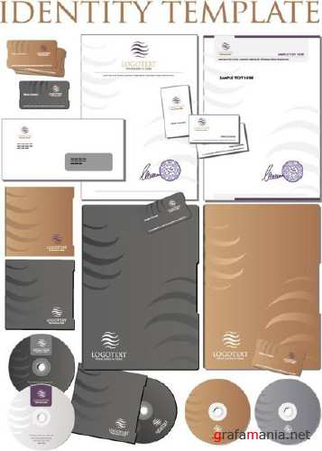 Corporate ID Vector Templates