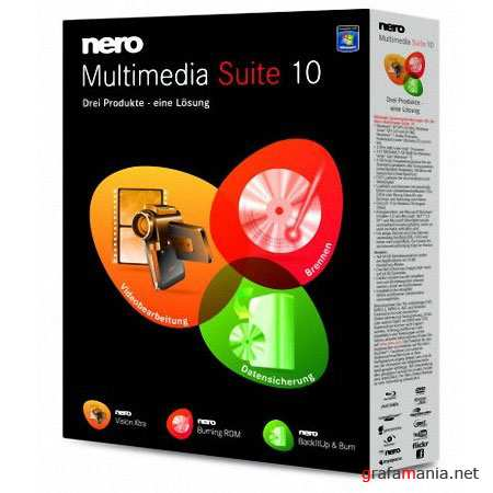 Nero Multimedia Suite 10.0.13100