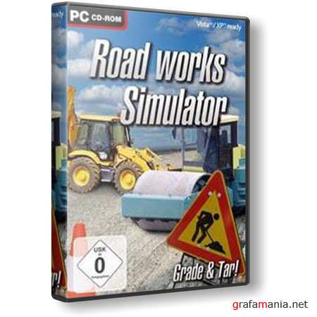 Road Works Simulator(2010/ENG)