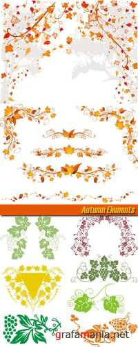 Autumn Elements