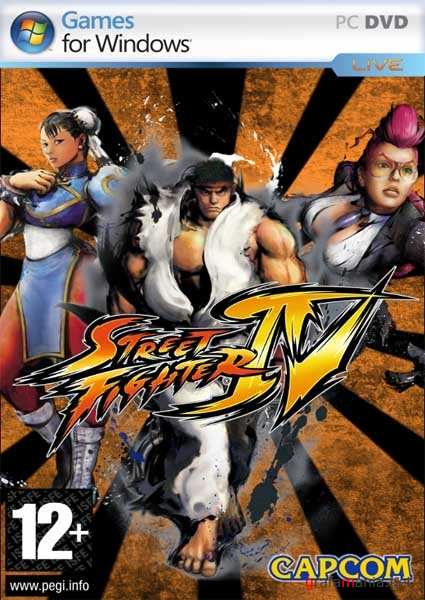 Уличный боец 4 / Street Fighter 4 (2009/RUS/RePack)