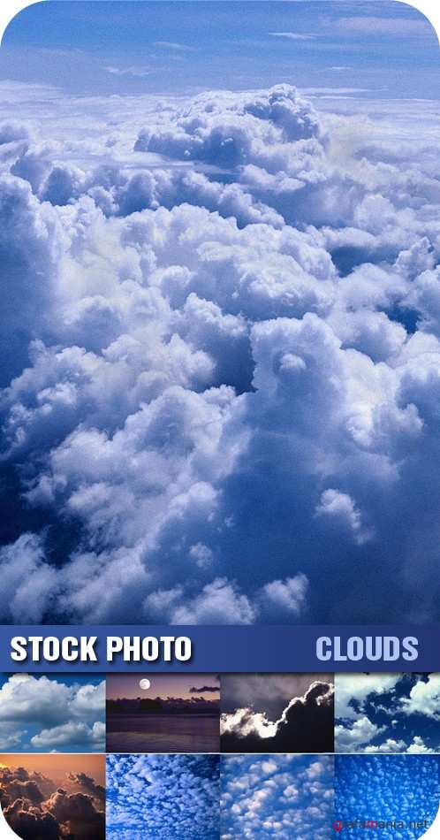 Stock photo - Clouds