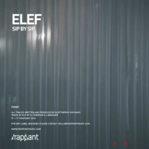 Elef - Sip by Sip (incl. DJ Emerson Remix)(2010)
