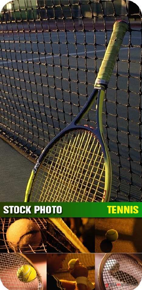 Stock photo - Tennis