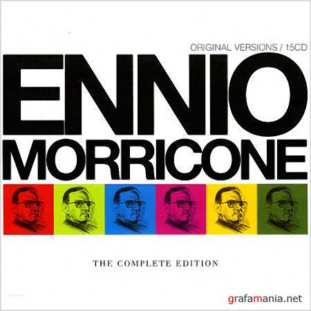 Ennio Morricone - The Complete Edition (15CD/FLAC/2008)