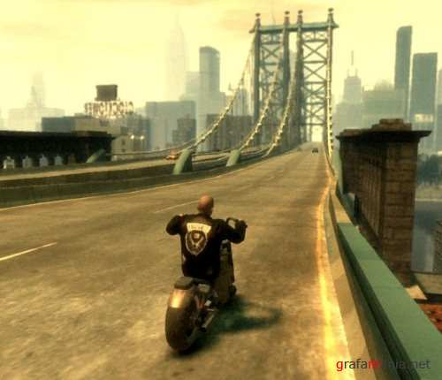 Grand Theft Auto 4: Episodes From Liberty City (RePack/RUS/2010)