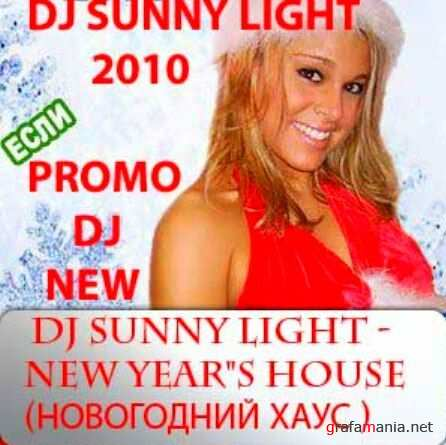 DJ Sunny Light  - New Years House(2009)