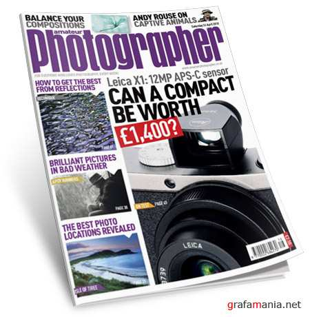 Amateur Photographer - 24 April 2010