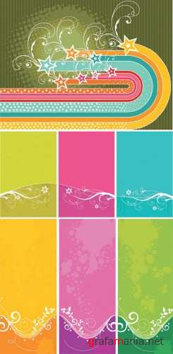 Vector Abstract background 2