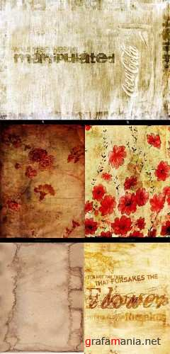 Old Paper and Grunge Textures