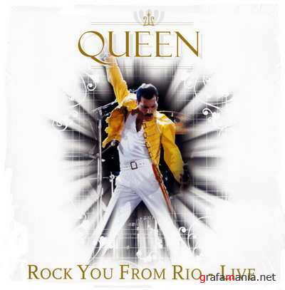 Queen - Rock You From Rio - Live (2010)