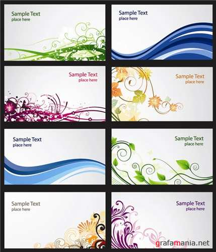 8 Background for Business Cards