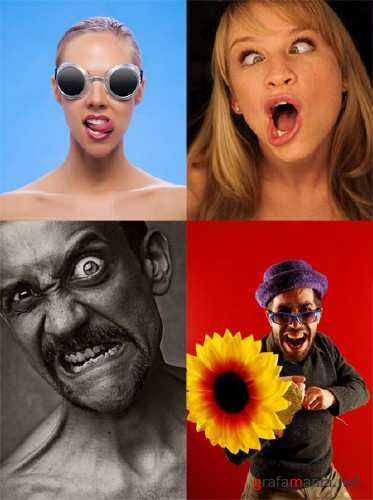 Creative Photoworks - Funky Crazy Faces