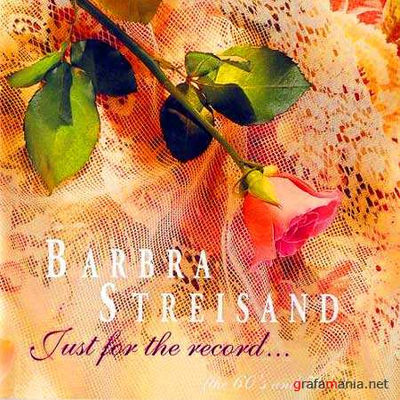 Barbra Streisand - Just For The Record... (4CD Box-Set)