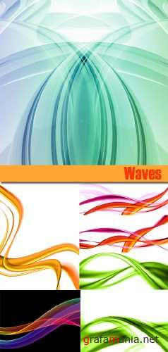 Stock Photo - Waves