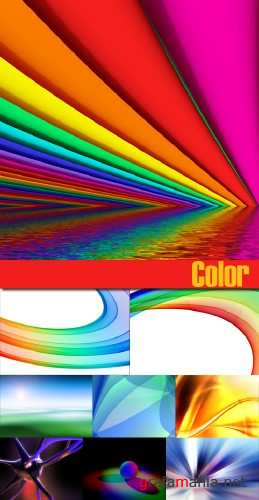 Stock Photo - Color Backgrounds