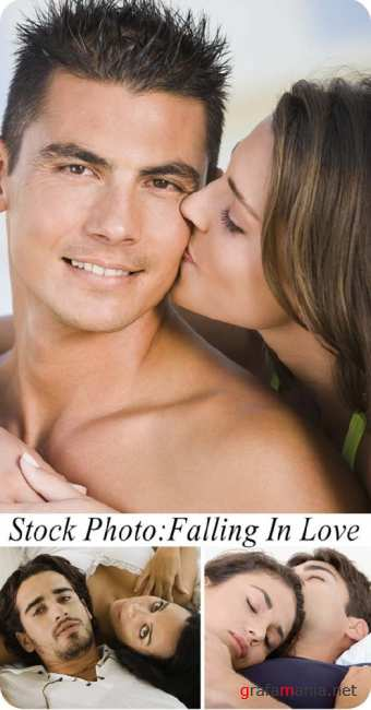 Stock Photo, Falling, Love