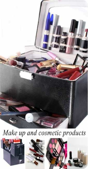 Make up and cosmetic products