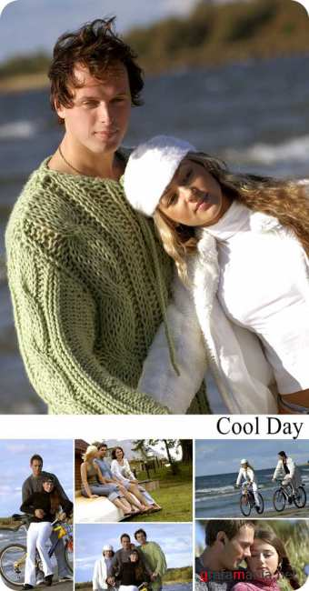 Stock Photo: Cool Day