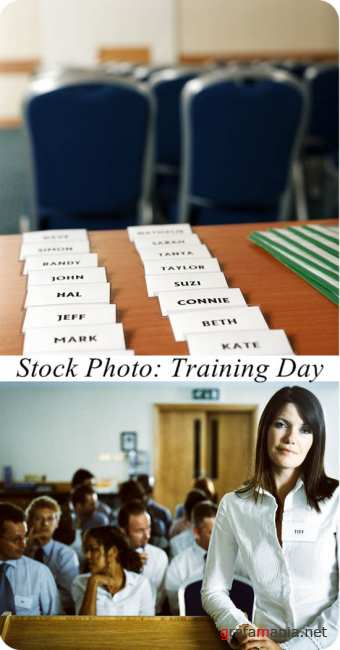 Stock Photo: Training Day
