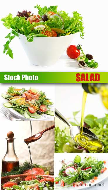 Stock Photo - Salad