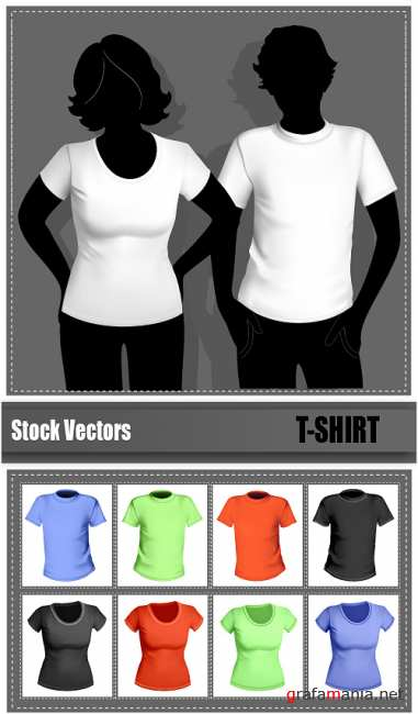 Stock Vectors - T-shirt