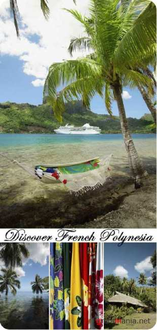 Stock Photo: Discover French Polynesia