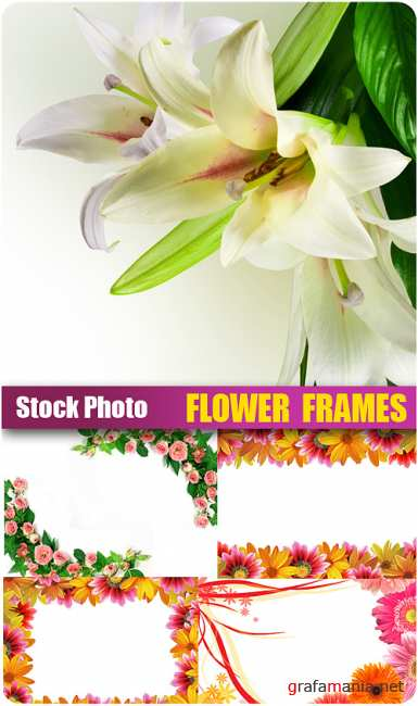 Stock Photo - Flow Frames